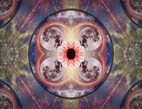 FULL MOON MEDITATION 08-04-2020