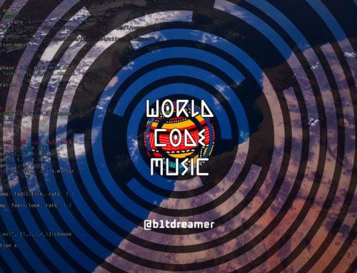 World Code Music by b1tdreamer